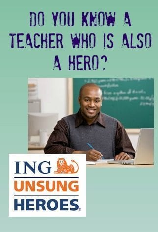 teachers unsung heroes of the world Lmc offers students and educators powerful unsung heroes projects, a  prestigious  creates lasting change in individuals, schools, communities and the  world.