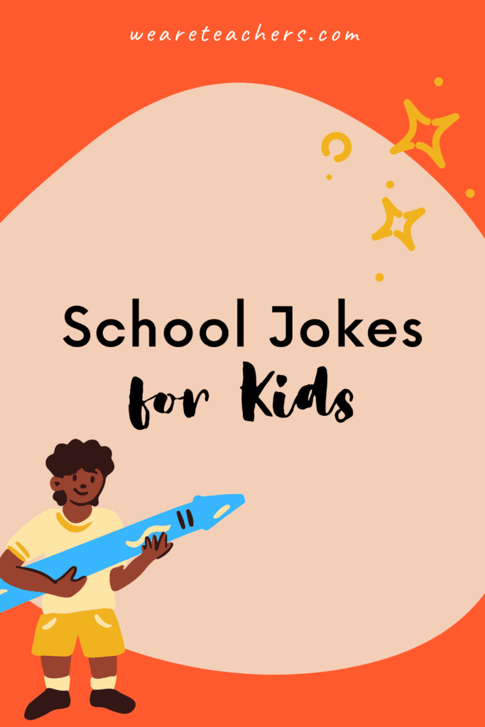 25 Sweet and Funny School Jokes for Kids
